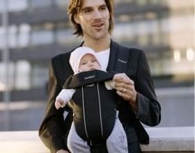 С какого возраста можно носить ребенка в кенгуру фото