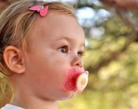 С какого возраста отучать ребенка от соски фото