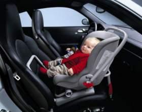 С какого возраста ребенка можно сажать в автолюльку фото
