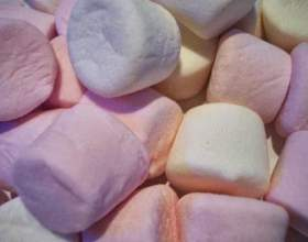Сахарная мастика из маршмеллоу фото