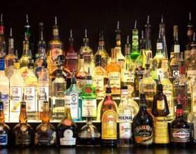Самые крепкие алкогольные напитки мира фото