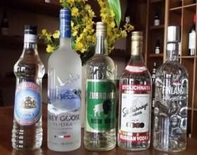 Самые крепкие алкогольные напитки фото