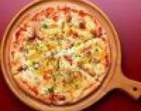 Самый простой рецепт теста для пиццы фото