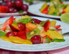 Самый вкусный фруктовый салат фото