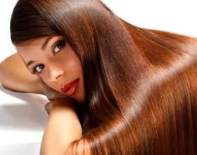 Секреты блестящих волос фото