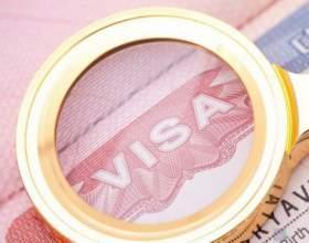 Шенгенская виза: список необходимых документов фото