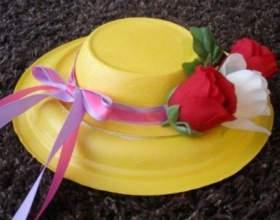 Шляпа своими руками: идеи для карнавального вечера фото