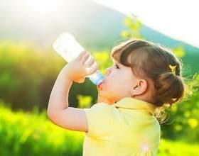 Сколько жидкости должен пить ребенок в день фото