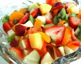 Сладкий салат за 5 минут фото