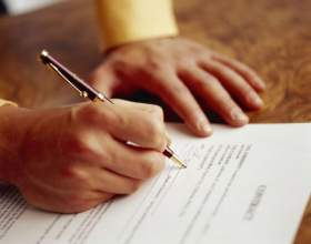 Составление договора на оказание услуг: как правильно фото
