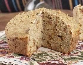 Бездрожжевой хлеб в мультиварке фото