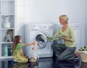 Какую стиральную машину выбрать для детских вещей фото