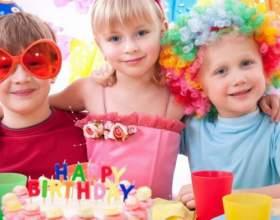 Где отметить день рождения ребенка фото