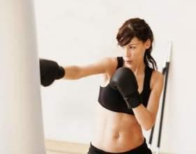 Как боксировать грушу фото