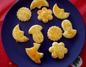 Как быстро сделать печенье фото
