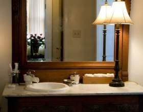 Как чистить зеркало фото