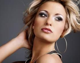 Как делать макияж блондинкам фото