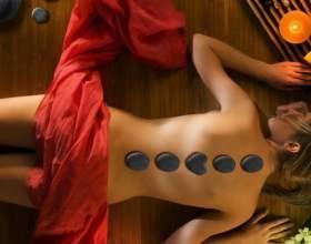 Как делать массаж позвоночника фото