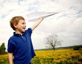 Как делать самолетики из бумаги фото