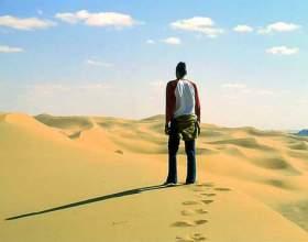 Как добыть воду в пустыне фото