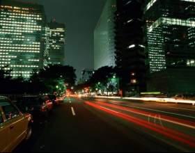 Как фотографировать ночной город фото