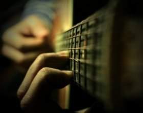 Как играть соло на акустической гитаре фото
