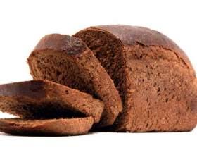 Как испечь черный хлеб в домашних условиях фото