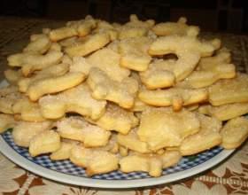 Как испечь вкусное печенье фото