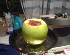 Как курить кальян через яблоко фото