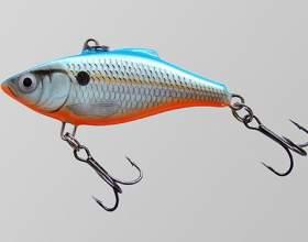 Как ловить рыбу на балансир фото