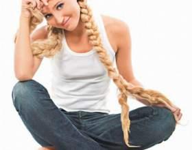 Как заплести косы из длинных волос фото