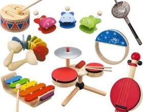 Как музыкальные игрушки влияют на развитие ребенка фото
