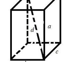 Как находить прямоугольный параллелепипед фото