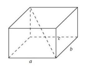 Как найти объём прямоугольного параллелепипеда фото