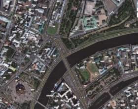 Как найти дом через спутник фото