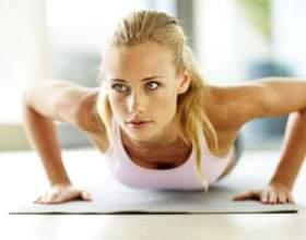 Как накачать мышцы девушке фото