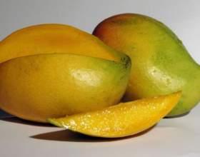 Как нарезать манго фото