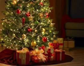 Как наряжать елку в новый год фото