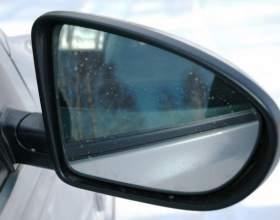 Как настроить боковые зеркала фото