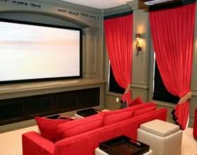 Как настроить звук домашнего кинотеатра фото