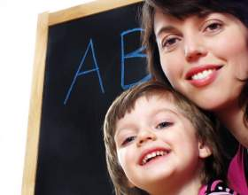 Как научить ребенка буквам фото