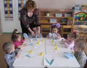 Как научить ребенка трех лет рисовать фото