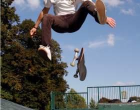 Как научиться делать на скейте трюки фото