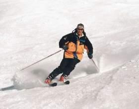 Как научиться кататься на лыжах фото