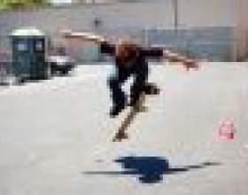 Как научиться кататься на скейтборде фото