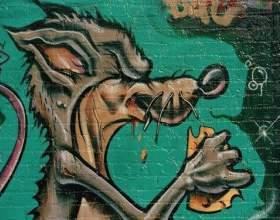 Как научиться рисовать граффити в картинках фото
