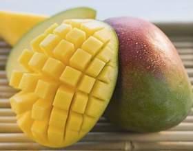Как нужно есть манго фото