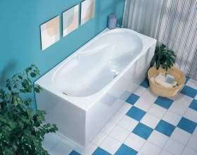 Как облагородить ванну фото