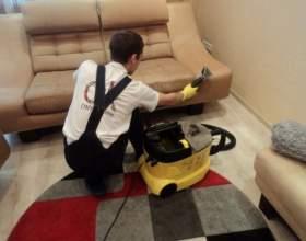 Как очистить диван от пыли фото