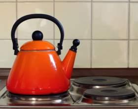 Как очистить накипь с чайника фото